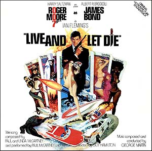 McCartney - Live and Let Die