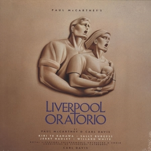 McCartney - Liverpool Oratorio CD
