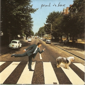 McCartney - Paul is Live CD