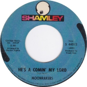 Moonrakers - Shamley - Comin 69 A