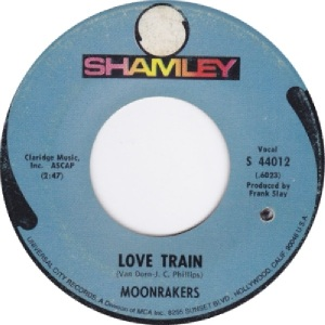 Moonrakers - Shamley - Comin 69 B