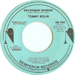NEMPEROR 1976 05 - BOLIN TOMMY - B