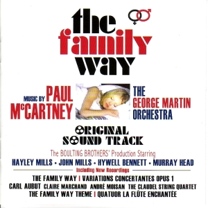 Paul McCartney - 1967 - The Family Way - Front
