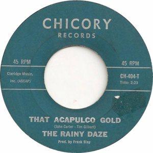 Rainy Daze - Chicory 404 - 66 A