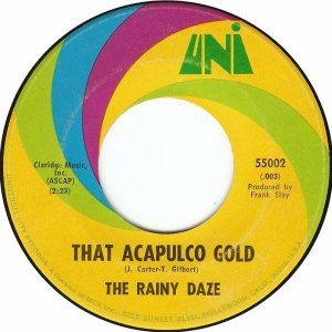Rainy Daze - Uni 55002 - 67 - A