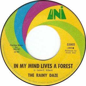 Rainy Daze - Uni 55002 - 67 - B
