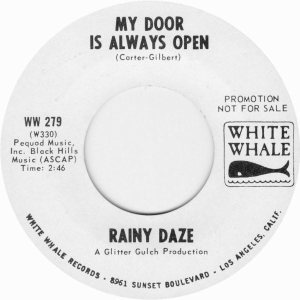 Rainy Daze - White Whale 279 - 68 - B