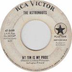 RCA 8499 - ASTRONAUTS A 65