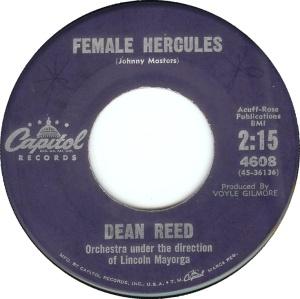 REED DEAN 4608 - 1961 B