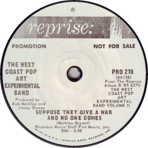 REPRISE 270 - WEST COAST POP 67 A