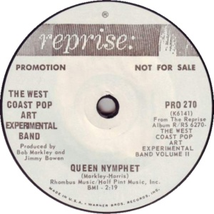 REPRISE 270 - WEST COAST POP 67 B