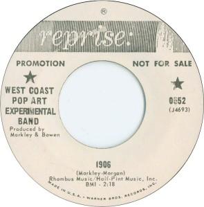 REPRISE 552 - WCPOP 1967 A