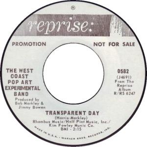 REPRISE 582 - WEST COAST POP - 67 B