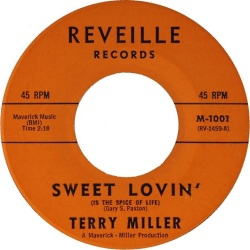 REVEILE 1001 - MILLER TERRY - 1960 A