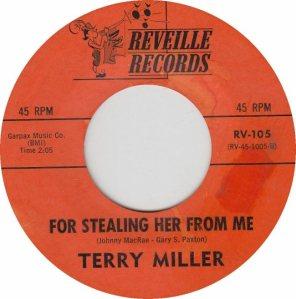 REVEILLE 105 - MILLER TERRY - NEW (1)