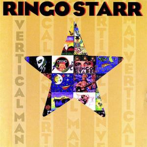 Ringo - Vertical Man CD