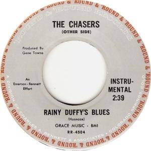 ROUND & ROUND 4504 - CHASERS - 1967 B