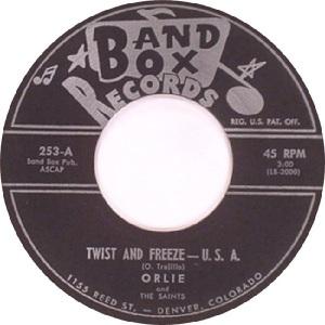 Saints - Band Box 253 - 60s A