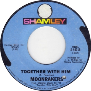SHAMLEY 44015 - MOONRAKERS 69 B