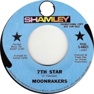 SHAMLEY 44021 - MOONRAKERS 69 A