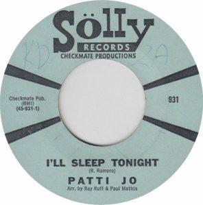 SOLLY 931 - PATTI JO B