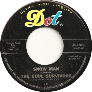 Soul Survivors - Dot 16830 B - 2-66