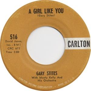 Stites, Gary - Carlton 516 - 59 A