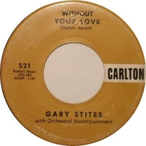 Stites, Gary - Carlton 521 - 59 B