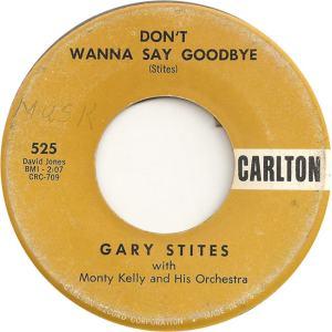 Stites, Gary - Carlton 525 - 60 - B