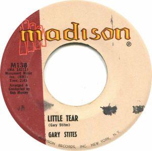 Stites, Gary - Madison 138 - 60 - B