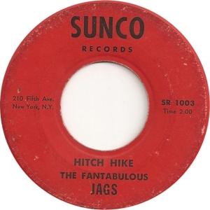 Sunco 1003 - Fantabulous Jags - Hitch Hike