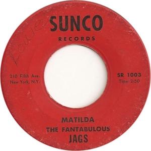 Sunco 1003 - Fantabulous Jags - Matilda