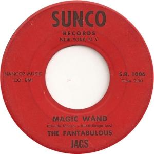 Sunco 1006 - Fantabulous Jags - Magic Wand