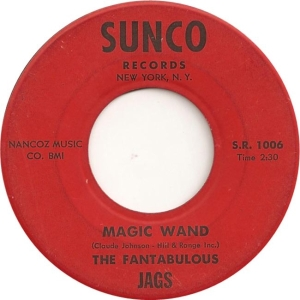 Sunco 1006 - Fantabulous Jags - Magic Wand