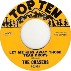 TOP TEN 2299 - CHASERS 1967 A