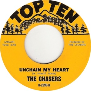 TOP TEN 2299 - CHASERS 1967 B