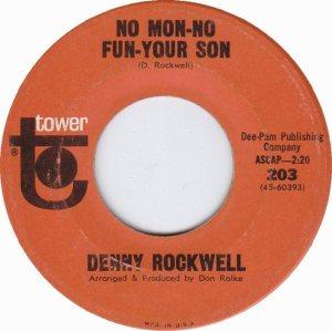 TOWER 203 - ROCKWELL DENNY - B
