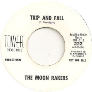 TOWER 222 DJ - MOONRAKERS - 66 A