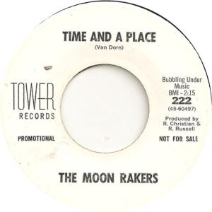 TOWER 222 DJ - MOONRAKERS - 66 B