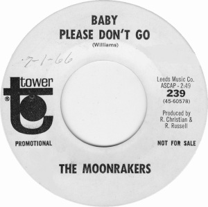 TOWER 239 DJ - MOONRAKERS A