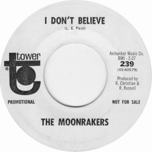 TOWER 239 DJ - MOONRAKERS B