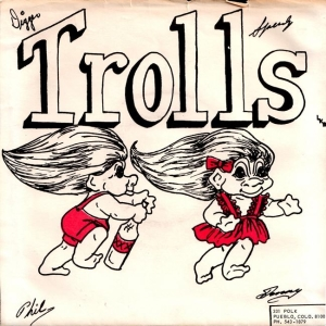 Trolls - Warrior 173 PS B