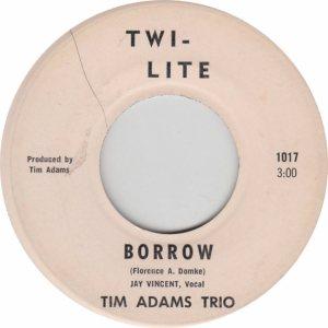 TWI LITE 1017 - ADAMS TRIO - A