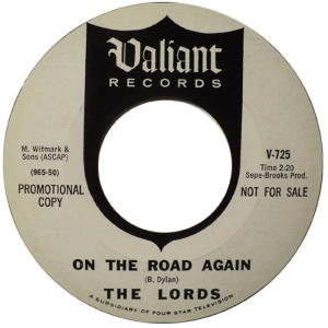 Valiant 725 - Lords of London - On the road again