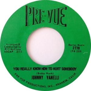 VANELLI JOHNNY #2 - 1968