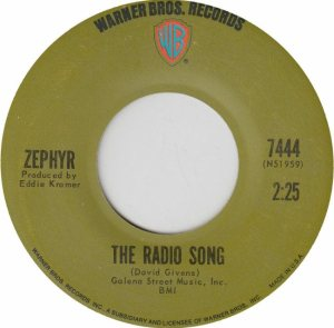 WARNER BROS 7444 - ZEPHYR (2)