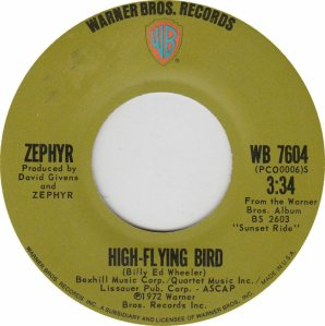 WARNER BROS 7604 - ZEPHYR (1)