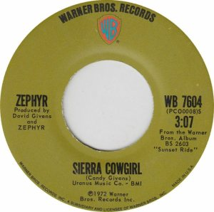 WARNER BROS 7604 - ZEPHYR (2)