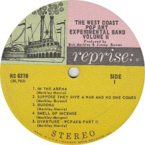 WEST COAST POP - REPRISE 6270 - RA
