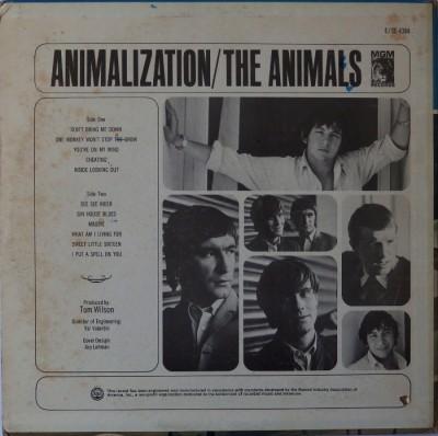 ANIMALS 4384 B